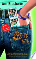 The Sisterhood of the Traveling Pants Ann Brashares Cover