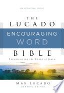 NIV  Lucado Encouraging Word Bible  Ebook