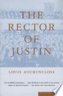 The Rector of Justin Pdf/ePub eBook