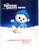 Humane Society Of The United States News Book PDF
