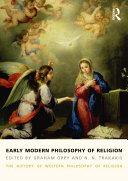 Early Modern Philosophy of Religion