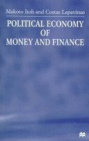 Political Economy of Money and Finance
