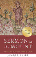 Sermon On The Mount Leader Guide Book PDF