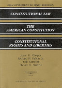 2004 Supplement to Constitutional Law  the American Constitution  Constitutional Rights and Liberties