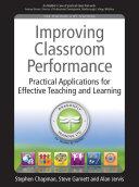 Improving Classroom Performance Pdf/ePub eBook