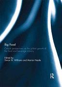 Big Food Book