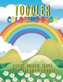 Toddler Coloring Book Book PDF