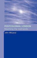 Postcolonial London