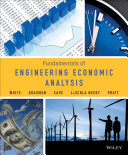 Fundamentals Of Engineering Economic Analysis Book PDF