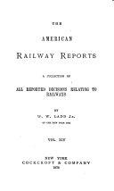 The American Railway Reports
