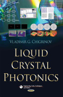 Liquid Crystal Photonics