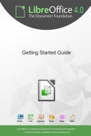 Libreoffice 4 0 Getting Started Guide