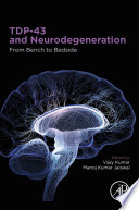 TDP 43 and Neurodegeneration Book