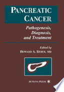 Pancreatic Cancer Book
