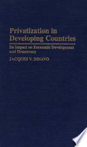 Privatization in Developing Countries