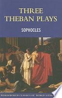 Three Theban Plays PDF