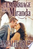 A Marriage for Miranda