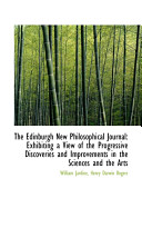 The Edinburgh New Philosophical Journal Book