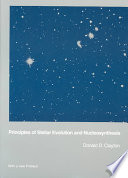 Principles of Stellar Evolution and Nucleosynthesis