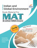 Indian and Global Environment for MAT and other MBA entrance exams