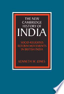 Socio Religious Reform Movements In British India