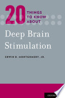 Twenty Things to Know about Deep Brain Stimulation Book