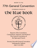 Report To The 76th General Convention 2009