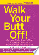 Walk Your Butt Off   Enhanced Edition  Book