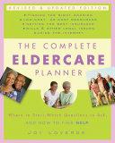 The Complete Eldercare Planner Book PDF