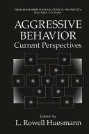 Aggressive Behavior [Pdf/ePub] eBook