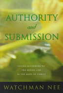 Authority and Submission ebook
