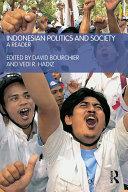 Indonesian Politics and Society Pdf/ePub eBook