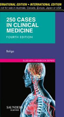 Cover of 250 Cases in Clinical Medicine