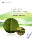 Non Fossil Energy Development in China
