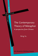 The Contemporary Theory of Metaphor