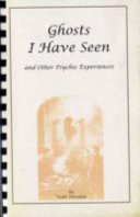 Pdf Ghosts I Have Seen and Other Psychic Experiences