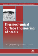 Thermochemical Surface Engineering Of Steels Book PDF