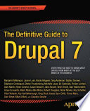 The Definitive Guide to Drupal 7 Book
