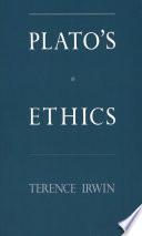 Plato s Ethics Book