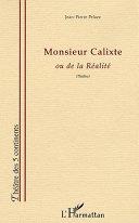 Pdf Monsieur Calixte Telecharger