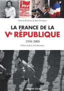 Pdf La France de la Ve République Telecharger