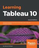 Learning Tableau 10
