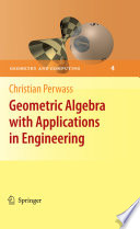 Geometric Algebra with Applications in Engineering Book