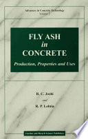 Fly Ash in Concrete