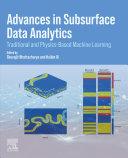 Advances in Subsurface Data Analytics