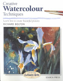 Creative Watercolour Techniques