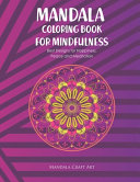 Mandala Colouring Book for Mindfulness