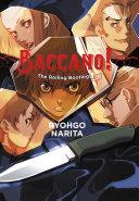 Baccano!, Vol. 1 (light novel)