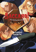 Baccano   Vol  1  light novel