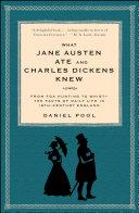 What Jane Austen Ate and Charles Dickens Knew [Pdf/ePub] eBook